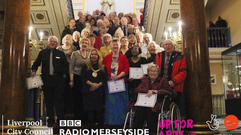 Volunteers Award Event // BBC Radio Merseyside